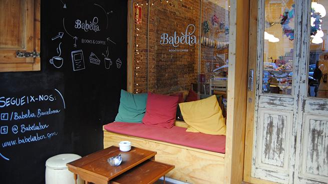 Babelia Café