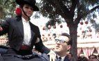 Carmen Sevilla en la Feria de Sevilla de 1963
