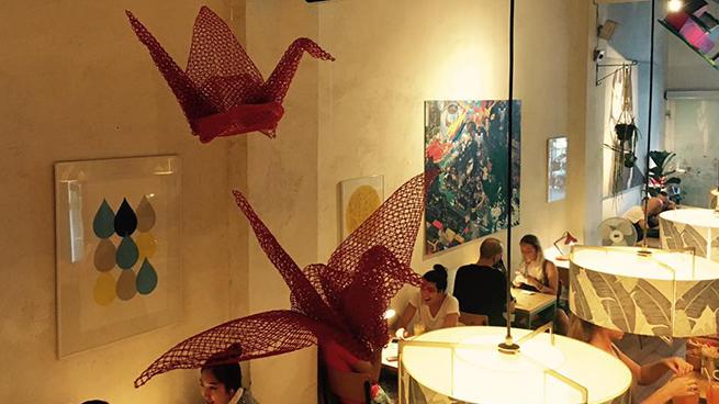 Cosmo Café Barcelona