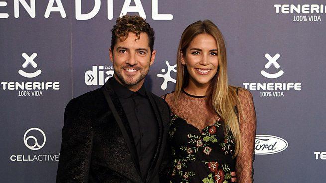 David Bisbal y su novia, Rosanna Zanetti, en una imagen de archivo /Gtres