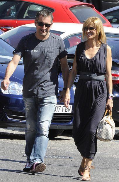 La periodista Susanna Griso y su marido, Carles Torras en una imagen de archivo /Gtres