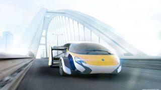 Así es el primer coche volador / AeroMobil