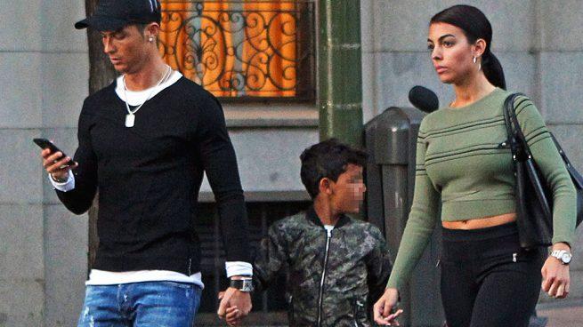 Cristiano Ronaldo y Georgina Rodríguez siguen exhibiendo su amor