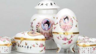 Los exquisitos envases de porcelana de Dai Chun Lin / Instagram