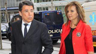 Ignacio González y Lourdes Cavero en una imagen de archivo / GTRES