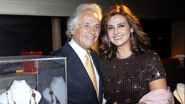 Marina Danko y Sebastián Palomo Linares en una imagen de archivo /Gtres
