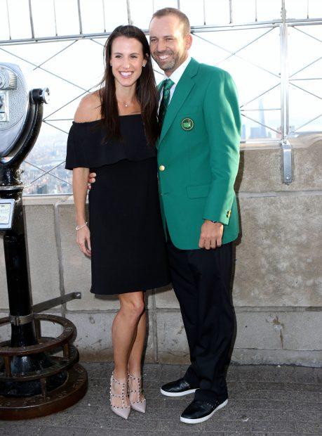 Sergio García es la nueva promesa del golf español