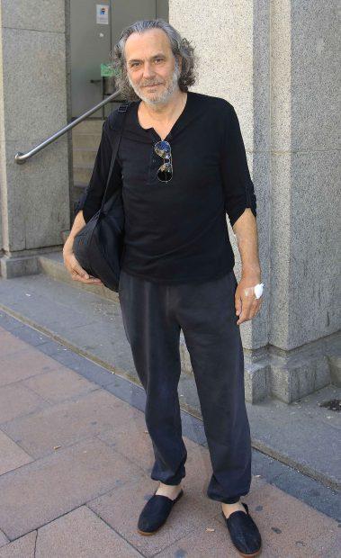 José Coronado abandona el Hospital La Princesa después del infarto /Gtres