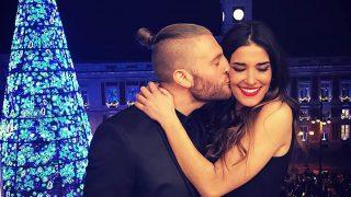 Matias y Lidia en una imagen de archivo.  /Instagram