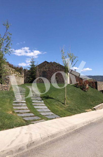 Segunda residencia de Susanna Griso en Bolvir (Gerona) /LOOK