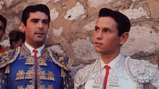 Jaime Ostos y Sebastián Palomo Linares en una imagen de 1966 / Gtres