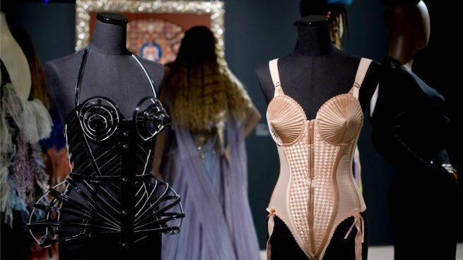 Jean Paul Gaultier Madonna Bra Looks