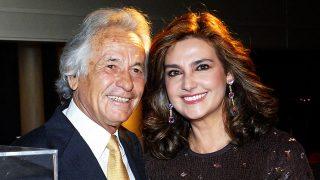 Marina Danko y Palomo Linares en una imagen de archivo (Gtres)