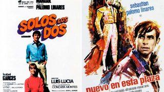 Carteles de las películas de Palomo Linares