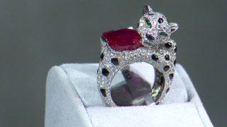 El anillo pantera de Cartier / Gtres