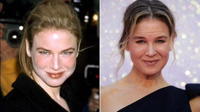 Renée Zellweger, 48 años con mucho botox y menos kilos