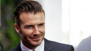 Un icono de estilo llamado David Beckham / Gtres