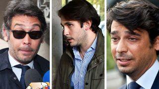 Los tres hijos de Palomo Linares / GTRES