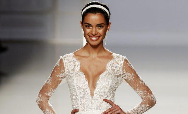 La modelo Joana Sanz