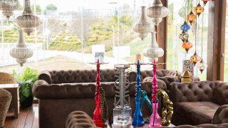 El Edén Hawaiano, un lugar donde disfrutar de la shisha en Madrid / Gtres