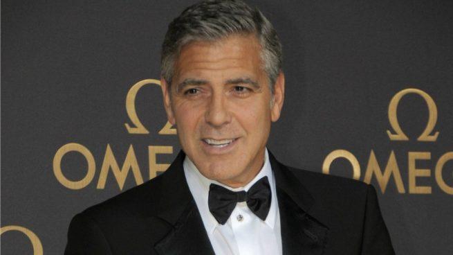 George Clooney Omega Speedmaster