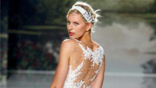 La modelo Karolina Kurkova ha sido la encargada de abrir y cerrar el desfile. / Gtres