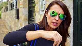 Pincha en la foto para ver la galería | La actriz Paula Echevarría en Madrid. / GTRES