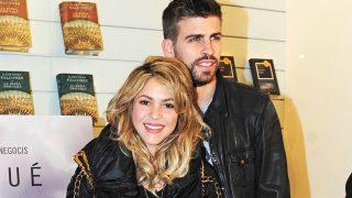 Shakira y Gerard Piqué en imagen de archivo / Gtres