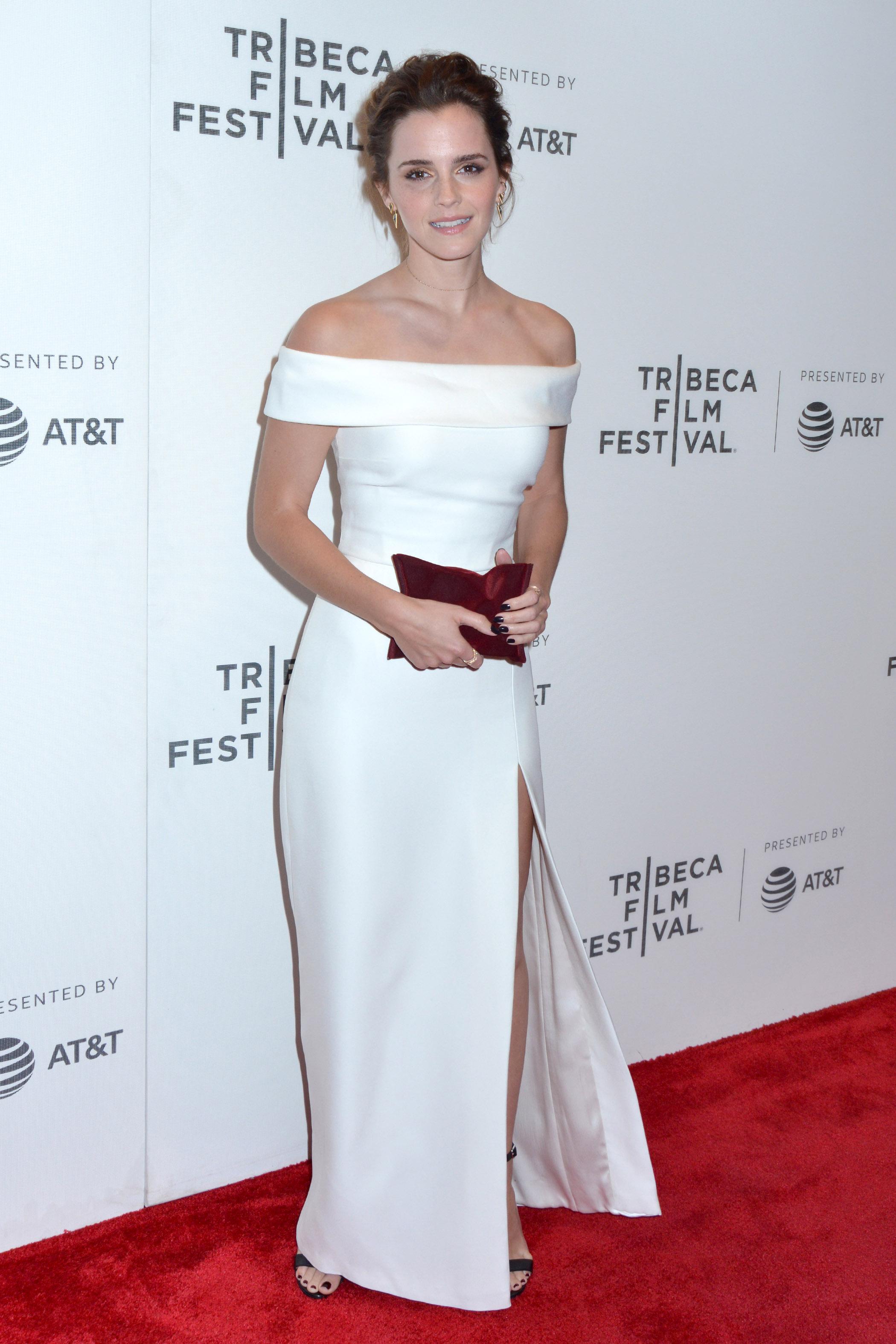 Emma Watson Festival de Cine Tribeca 2017