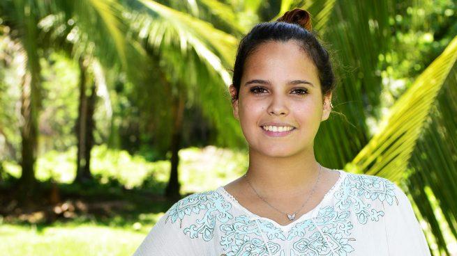 Gloria Camila Ortega en Supervivientes 2017