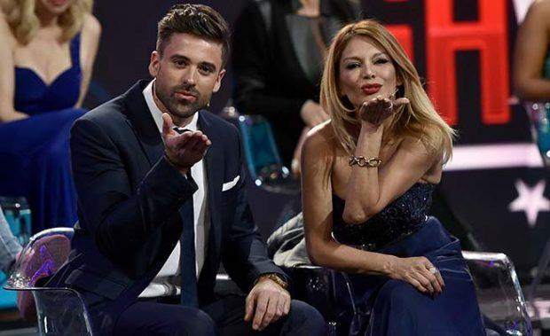 Ivonne Reyes y Sergio Ayala