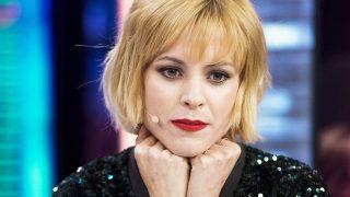 La actriz Maggie Civantos durante su entrevista en 'El Hormiguero' / Gtres