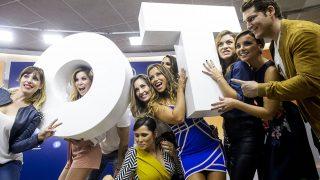 Algunos de los concursantes de la primera edición de 'Operación Triunfo' / Gtres