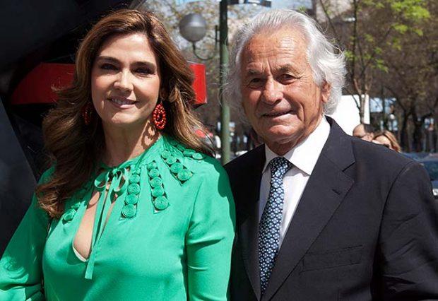 Marina Danko y Palomo Linares