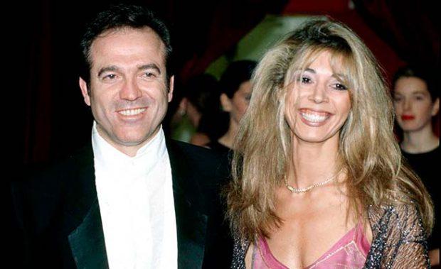 Pepe Navarro y Eva Zaldívar