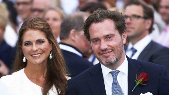Magdalena de Suecia y Chris O'Neill en una imagen de archivo /Gtres
