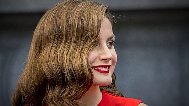 La imagen que muestra su descuido de maquillaje /Gtres
