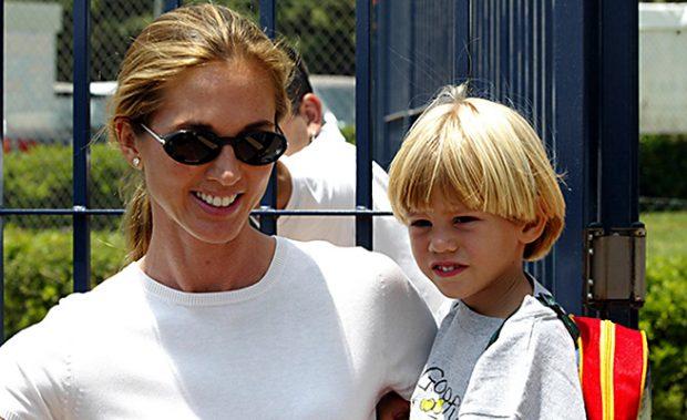 Miranda y su hijo Rodrigo en una imagen de archivo / Gtres