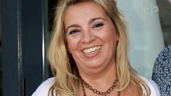 Carmen Borrego en una imagen de archivo /Gtres