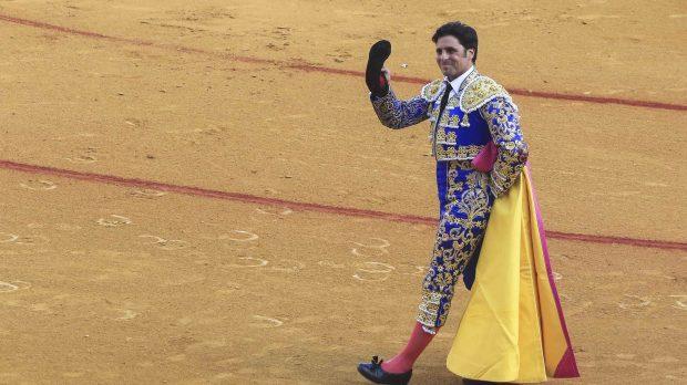 Francisco Rivera en la despedida de la Real Maestranza de Sevilla /Gtres