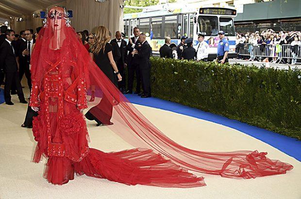 Katy Perry en la Gala Met /Gtres