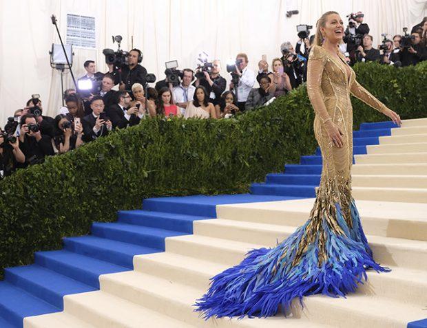 Rihanna, Katy Perry y Blake Lively, las grandes protagonistas en la Gala MET