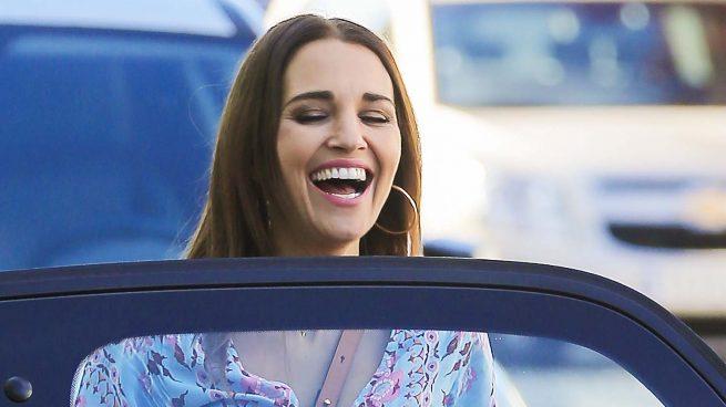 La actriz Paula Echevarría con una amplia sonrisa /Gtres