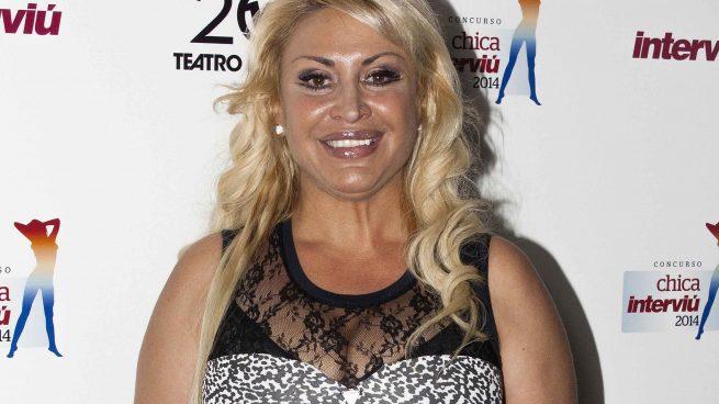 Raquel Mosquera en una imagen de archivo /Gtres