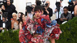 Rihanna en la Gala Met /Gtres