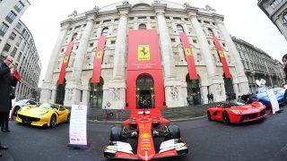 70 aniversario de Ferrari / Gtres