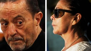 Isabel Pantoja y Julián Muñoz en imágenes de archivo / GTRES