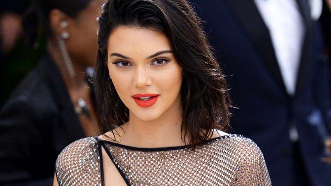 Kendall Jenner Gala MET