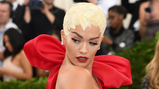 Rita Ora Belleza Gala Met 2017