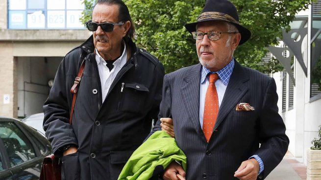 Julián Muñoz en los Juzgados de Alcobendas /Gtres